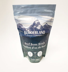 Borderland Food BorderLand Food- Bone Broth, Beef (591mL)