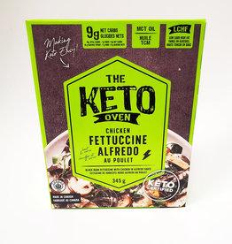 The Keto Oven The Keto Oven- Chicken Fettuccine Alfredo (345g)