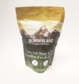 Borderland Food BorderLand Food- Bone Broth, Chicken (591mL)