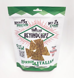 Beyond Chipz Beyond Chipz - Herbin Italian (150g)