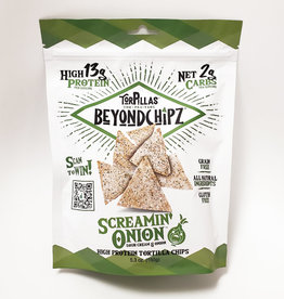 Beyond Chipz Beyond Chipz - Screamin Onion (150g)