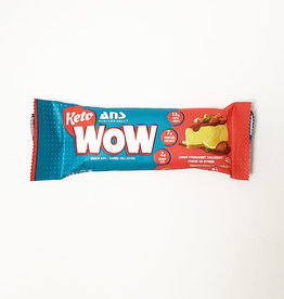 ANS Performance ANS Performance - Keto Bar, Lemon Strawberry Cheesecake (40g)