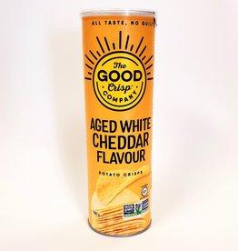 The Good Crisp Company- Faire The Good Crisp Company- Aged White Cheddar (160g)