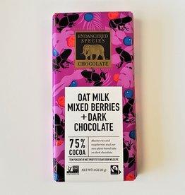 Endangered Species Endangered Species - Oat Milk Mixed Berries and Dark Chocolate
