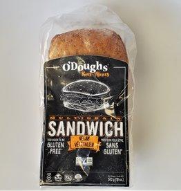 O'Doughs ODoughs - Multigrain Sandwich Thins (510g)