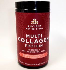 Ancient Nutrition Ancient Nutrition - Multi-Collagen Protein, Strawberry Lemonade (357g)