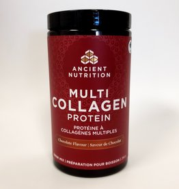 Ancient Nutrition Ancient Nutrition - Multi-Collagen Protein, Chocolate (357g)