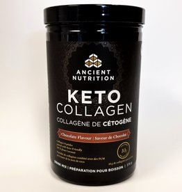 Ancient Nutrition Ancient Nutrition - KetoCollagen, Chocolate (374g)