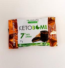Vegan Pure Vegan Pure - Keto Bomb, Dark Chocolate Peanut Butter (17g)