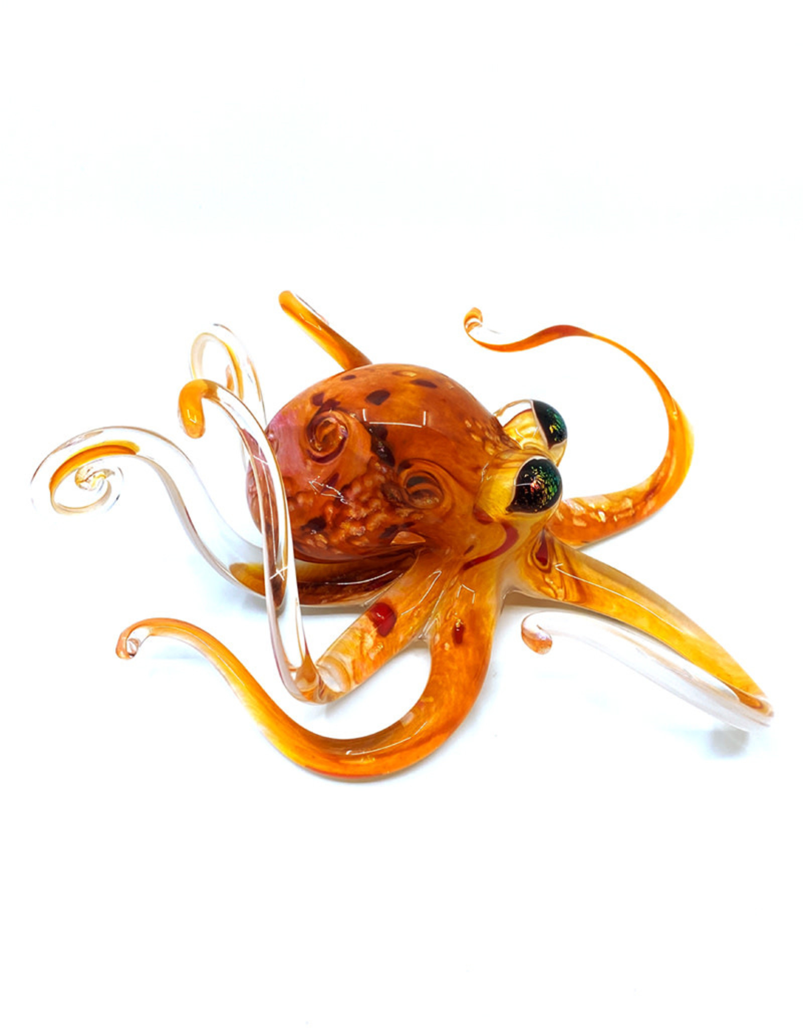 MICHAEL HOPKO SMALL FIRE OPAL OCTOPUS