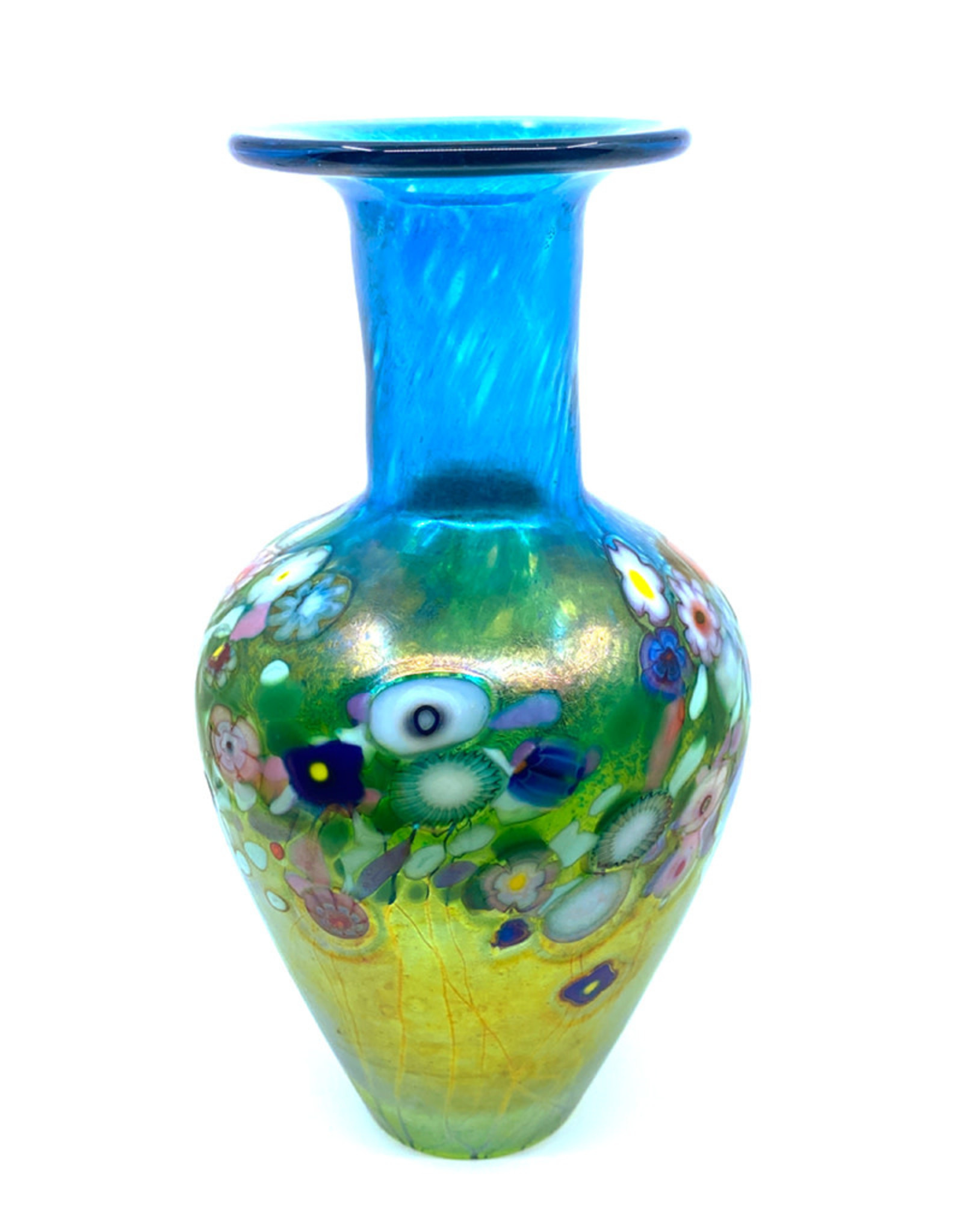 ROBERT HELD FLOWER BOUQUET CLASSIC VASE