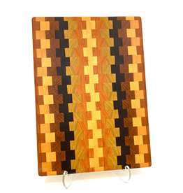 DICKINSON WOODWORKING MEDIUM END GRAIN CUTTING BOARD