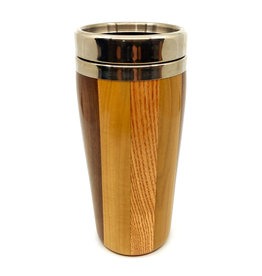 DICKINSON WOODWORKING TRAVEL MUG