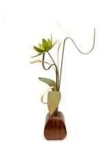 WOOD WILDFLOWERS WOODEN FLOWER ARRANGEMENT - EXPRESSIONS I