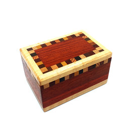 NATURAL RENAISSANCE PADUAK KEEPSAKE BOX