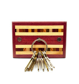 NATURAL RENAISSANCE 3 MAGNET KEY CHAIN HOLDER