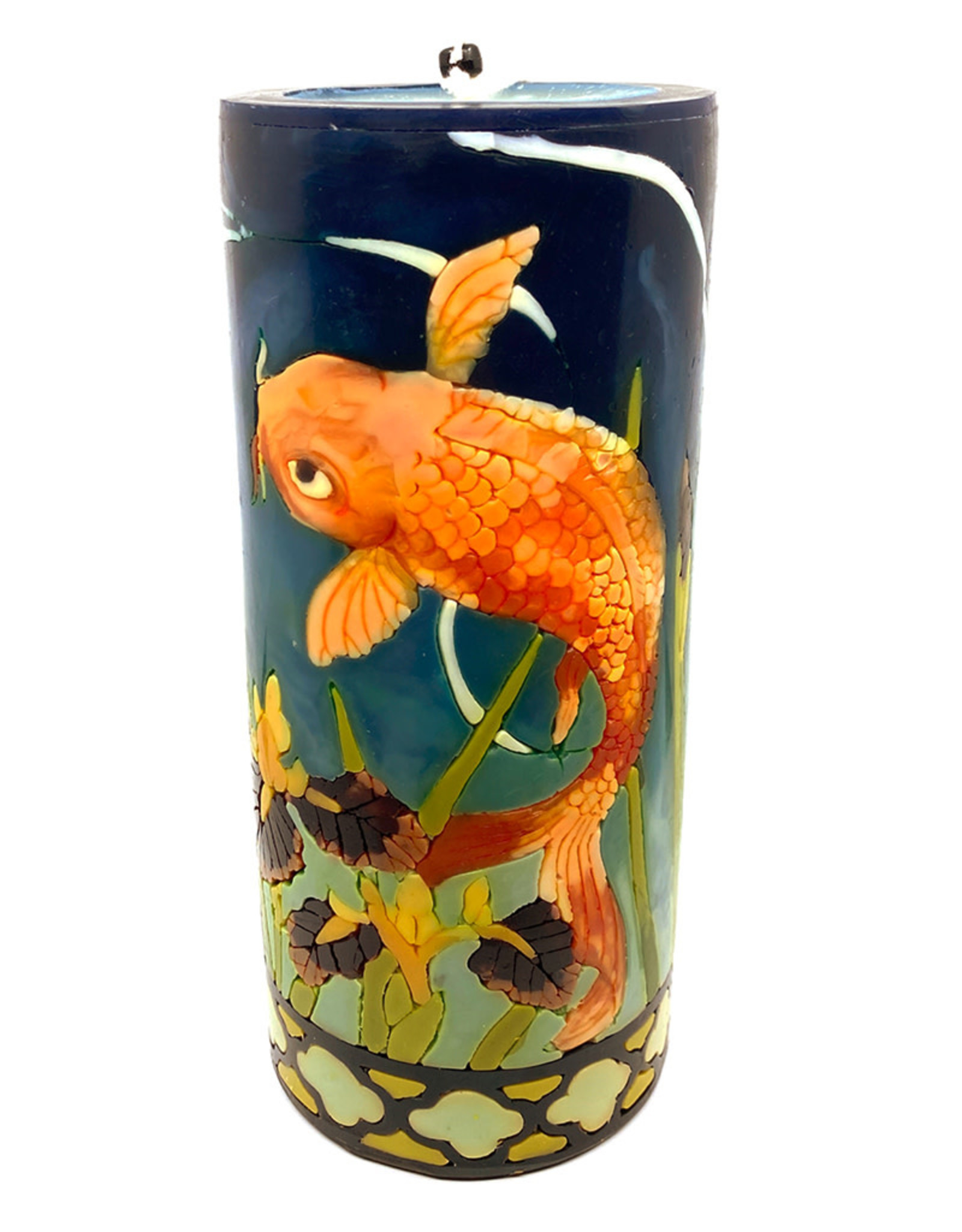 MOON ALLEY LARGE KOI CANDLE