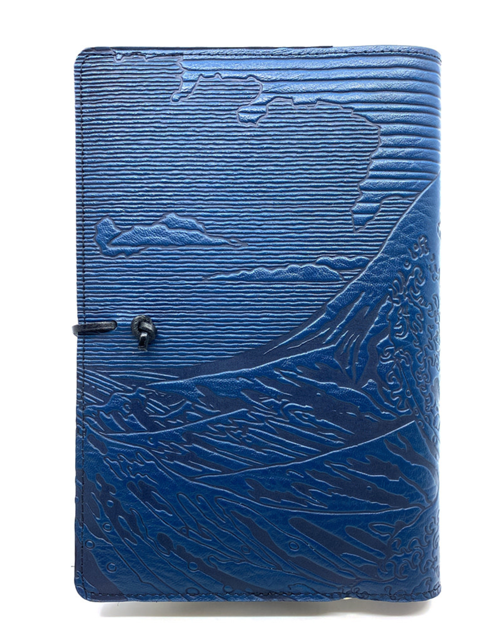 OBERON HOKUSAI WAVE JOURNAL (NAVY)