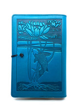 OBERON WATER LILY KOI JOURNAL (SKY BLUE)