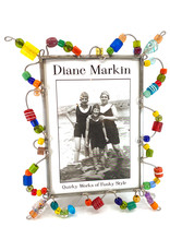 DIANE MARKIN 5X7 TIKI PICTURE FRAME