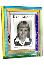 DIANE MARKIN 5X7 RAINBOW MULTI PICTURE FRAME