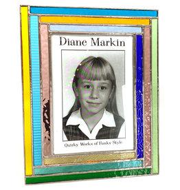 DIANE MARKIN 5X7 RAINBOW MULTI FRAME