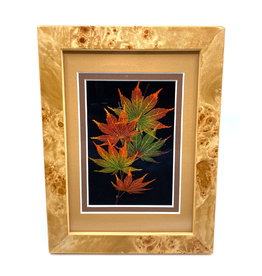 LEAF LINES 5X7 JAPANESE MAPLE SHADOWBOX