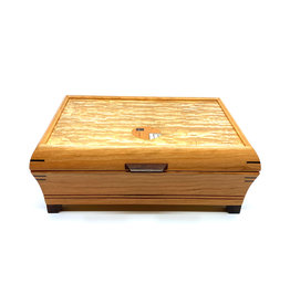 "MIKUTOWSKI WOODWORKING ""HARMONY"" JEWELRY BOX"