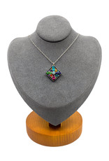 FIREFLY MULTICOLOR DIAMOND PENDAND