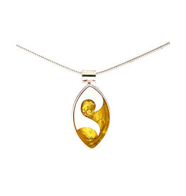 VICTORIA VARGA WAVE NECKLACE