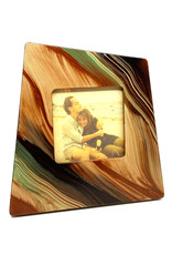 GRANT-NOREN 4X4 TRAPAZOID AGATE FRAME