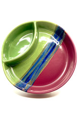 CLAY IN MOTION MOSSY CREEK CHIP & DIP PLATE