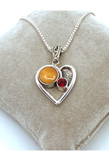ZEALANDIA HEARTBEAT NECKLACE