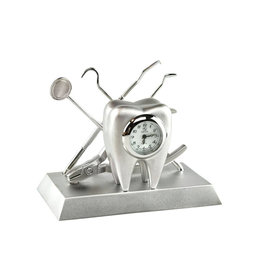 SANIS DENTIST MINIATURE CLOCK
