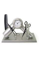 SANIS HAIR STYLIST MINIATURE CLOCK