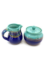 CLAY IN MOTION MYSTIC WATER CREAM & SUGAR SET