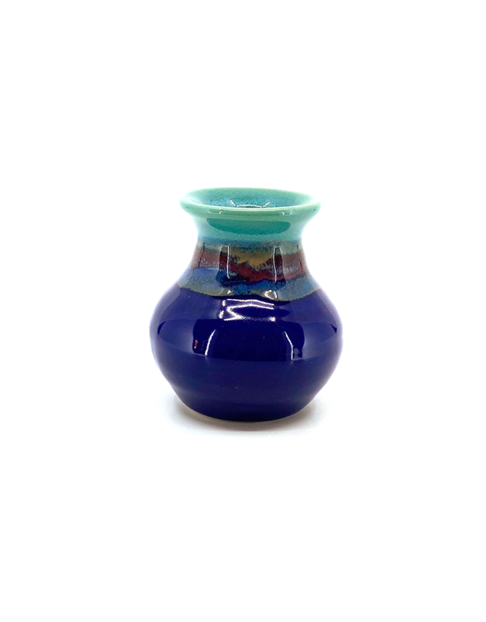 CLAY IN MOTION MYSTIC WATER MINIATURE VASE