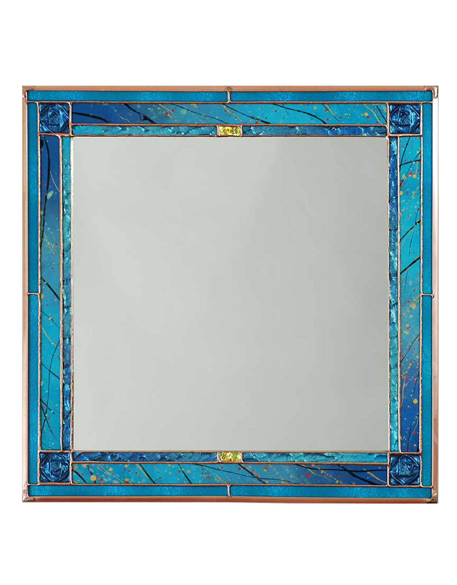 LIGHT IMAGES GLASS DRAGONLY MIRROR
