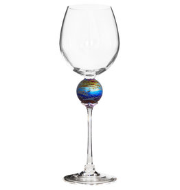 ROMEO GLASS SPIDER PLANET WINE GLASS