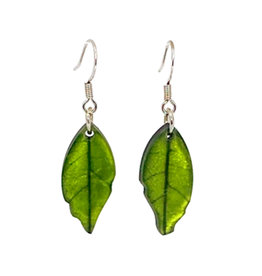 ORIGIN JEWELRY LEAF EARRINGS
