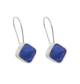 ORIGIN JEWELRY BLUE DIAMOND EARRINGS