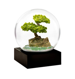 COOL SNOW GLOBES BONSAI SNOW GLOBE