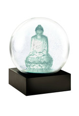 COOL SNOW GLOBES CRYSTAL BUDDHA SNOW GLOBE