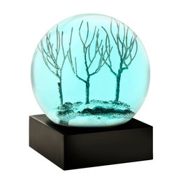 COOL SNOW GLOBES WINTER EVENING SNOW GLOBE