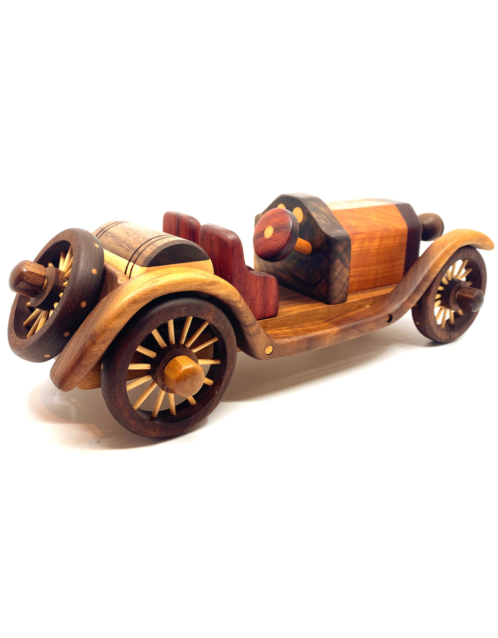 BALDWIN TOYS STUTZ BEARCAT CAR