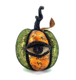PUMPKIN WITH EYE - GREEN