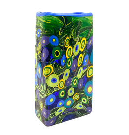 JUNGLE VINE RECTANGLE VASE