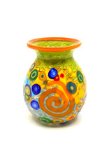 MAD ART LIME ICE MINI VASE
