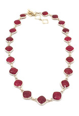 ACLEONI RUBY NECKLACE