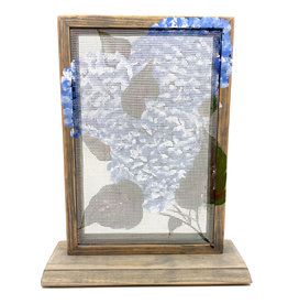 EARRING HOLDER GALLERY HYDRANGEA EARRING HOLDER WITH BASE